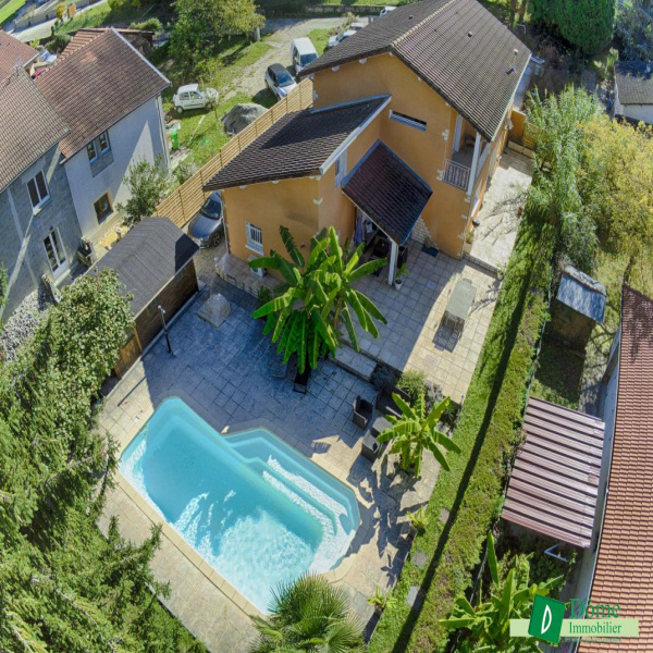 Offres de vente Villa Domène 38420